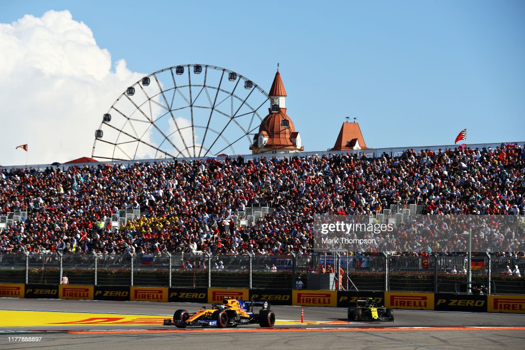 F1 Grand Prix of Russia : ニュース写真