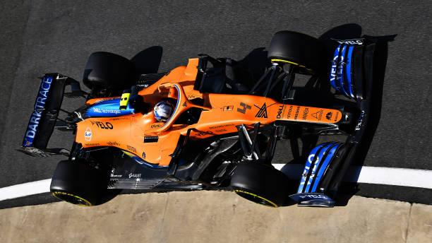 GBR: F1 70th Anniversary Grand Prix - Qualifying