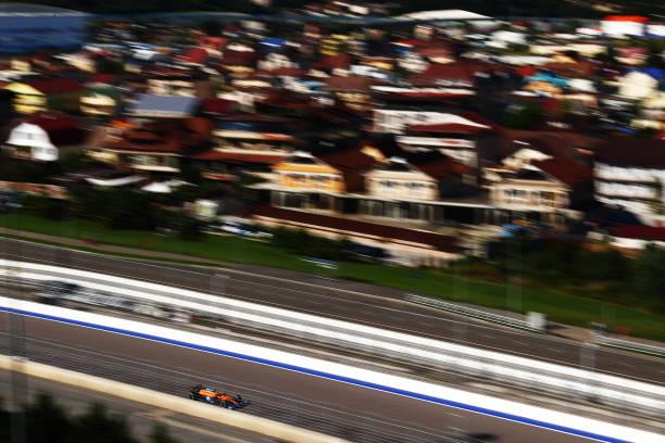 RUS: F1 Grand Prix of Russia - Practice