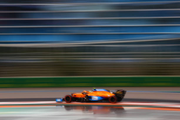 RUS: F1 Grand Prix of Russia - Qualifying