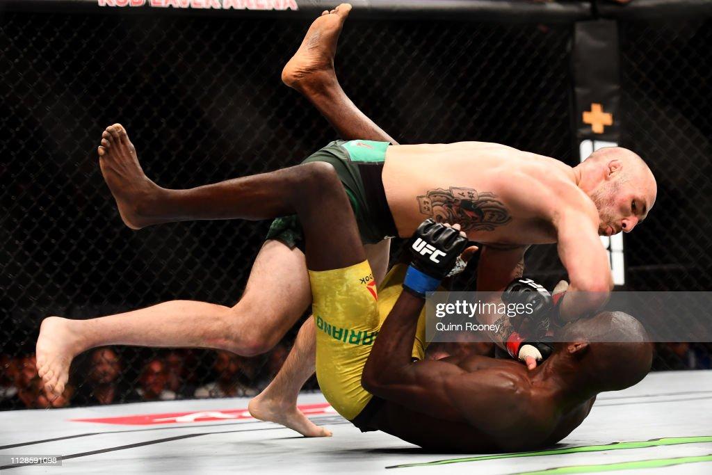UFC 234 Adesanya v Silva : News Photo