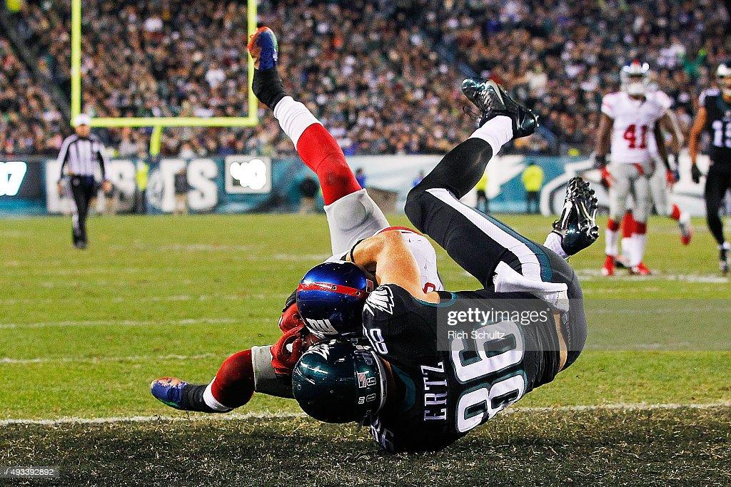 New York Giants v Philadelphia Eagles : News Photo