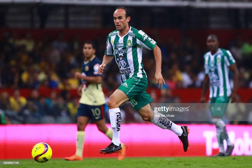 America v Leon - Torneo Clausura 2018 : News Photo