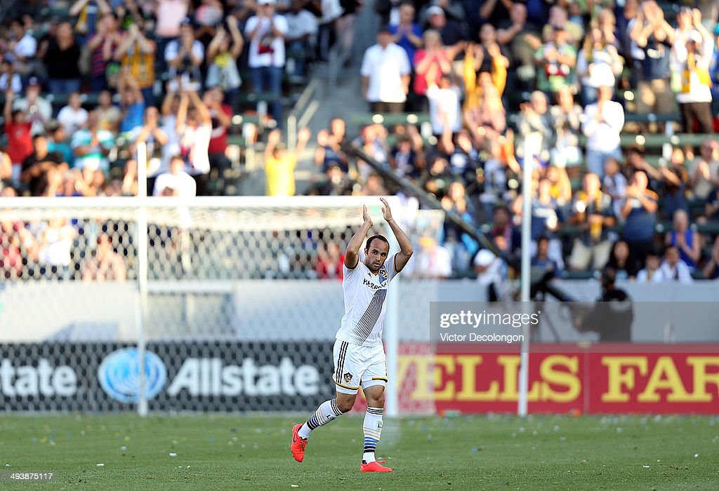 Philadelphia Union v Los Angeles Galaxy : News Photo