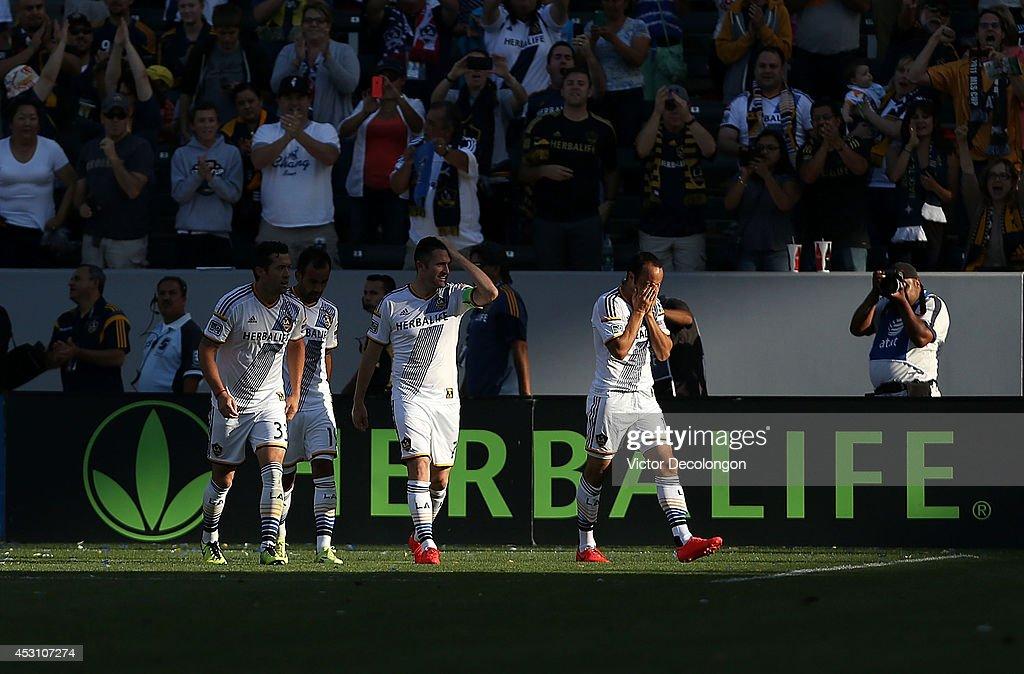 Philadelphia Union v Los Angeles Galaxy