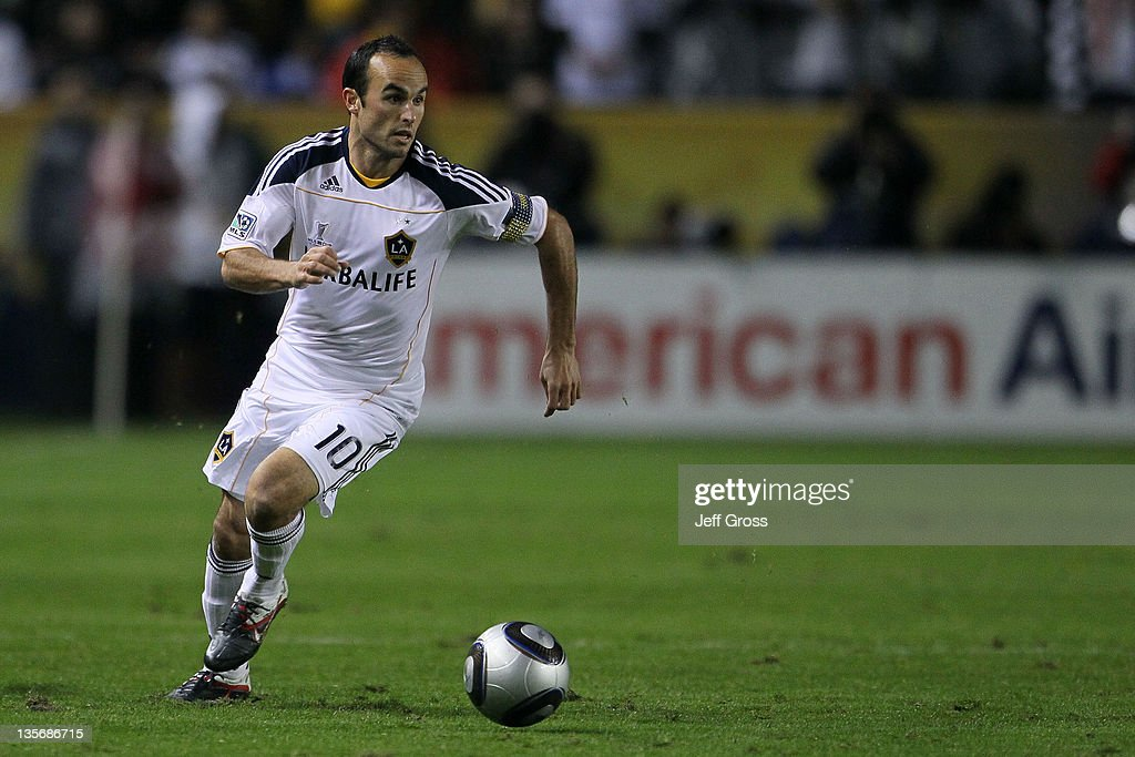 2011 MLS Cup - Houston Dynamo v Los Angeles Galaxy : News Photo