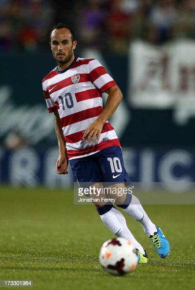 Landon Donovan of the United S...