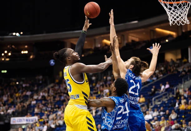 DEU: Alba Berlin v Fraport Skyliners - Basketball Bundesliga