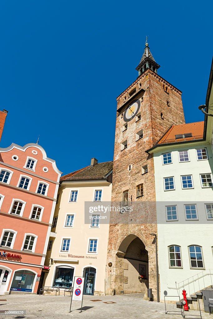Landsberg am lech : Stock Photo
