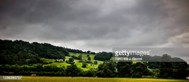 landscape at matlock meadows - bavosi stock pictures, royalty-free photos & images