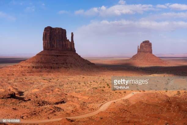 landscape at monument valley navajo tribal park - www picture com stock photos and pictures