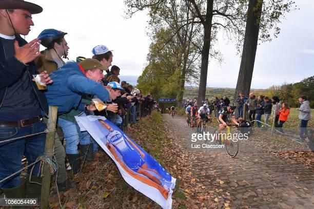 Landscape / Fans / Public / Peloton / during the 29th Koppenbergcross 2018 / DVV Verzekeringen Trofee / on November 1 2018 in Oudenaarde Belgium