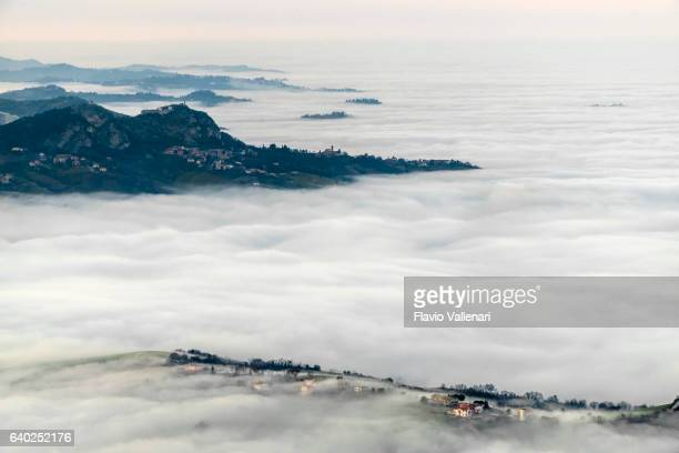Landscape from City of San Marino