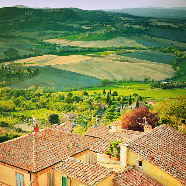 Landscape From Tuscany Wall Art