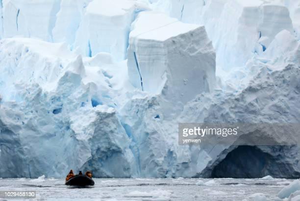 南極大陸の風景 - 南極大陸探検 ストックフォトと画像