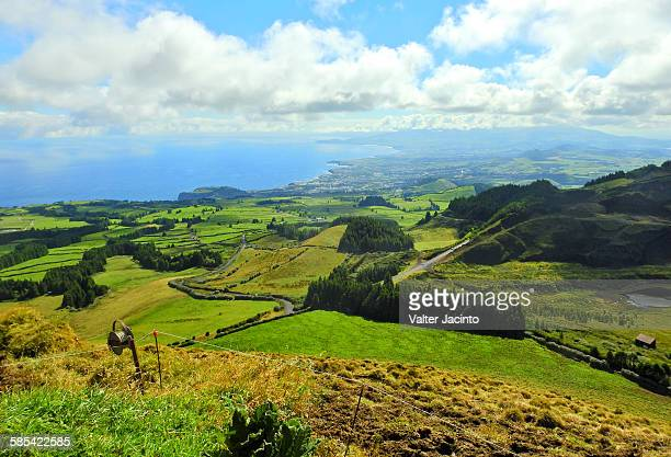 Landscape in Azores