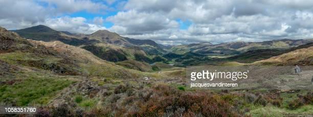 Landschaft in Snowdonia, Wales (Vereinigtes Königreich)
