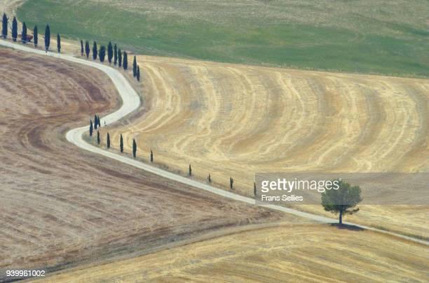 Landscape in Tuscany, Italy