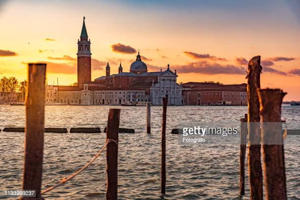 landscape in venice italy - luogo d'interesse stock pictures, royalty-free photos & images
