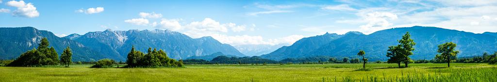 landscape murnauer moos - bavaria 985141028