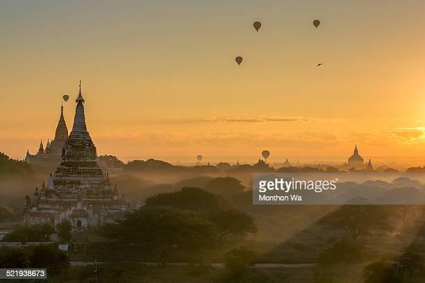 Landscape of Bagan