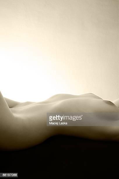 Landscape of body