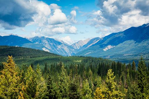 Landscape of British Columbia, Canada 641801052