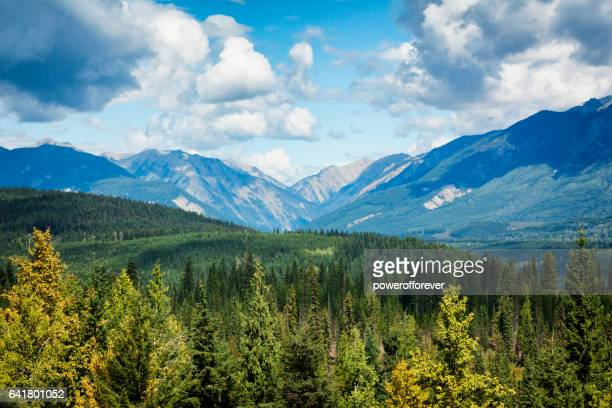 landscape of british columbia, canada - british columbia stock pictures, royalty-free photos & images