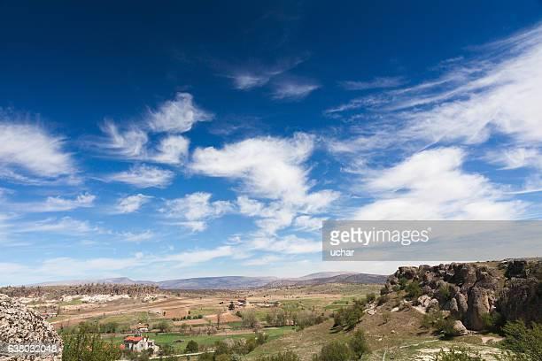 Landscape of Kilistra