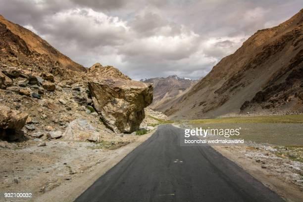 Landscape of Leh, Ladakh, North of India