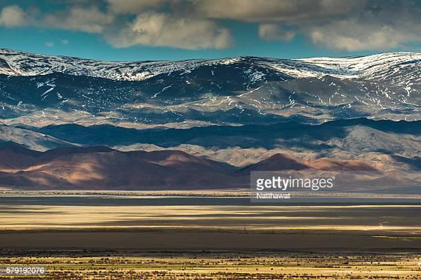 Landscape of Mongolia, Bayan-Olgii