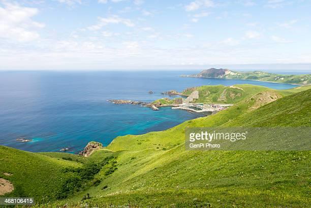 Landscape of Rebun Island