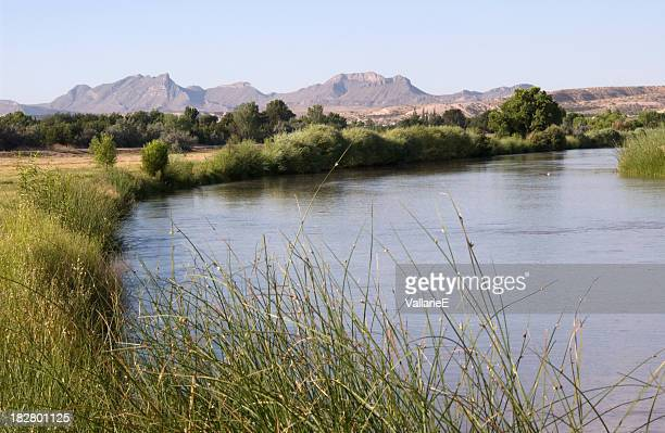 Landscape of the Rio Grande River