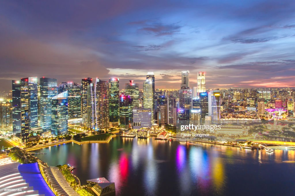 "Résultat de recherche d'images pour ""singapore city, financial district"""