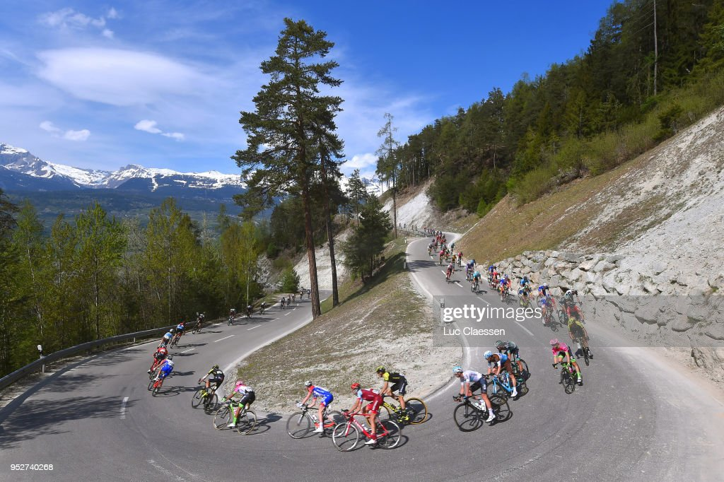 Cycling: 72nd Tour de Romandie 2018 / Stage 4 : Foto di attualità
