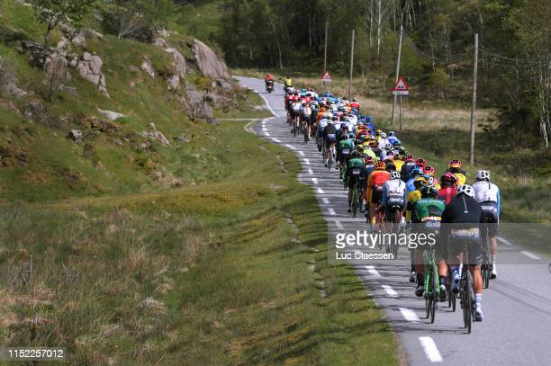 Landscape / Peloton / during the 9th Tour of Norway 2019 Stage 1 a 1682km stage from Stavanger to Egersund / @tourofnorway / #TourOfNorway / on May...