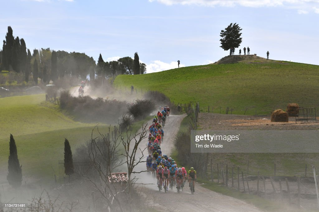 Eroica - 13th Strade Bianche 2019 : ニュース写真