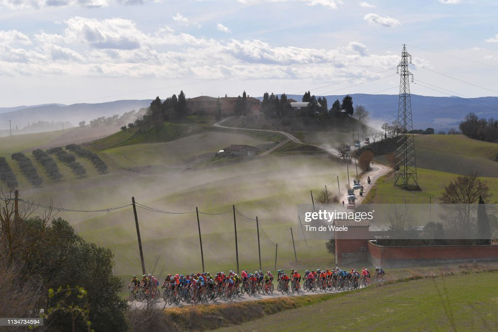 Eroica - 13th Strade Bianche 2019 : ニュース写真