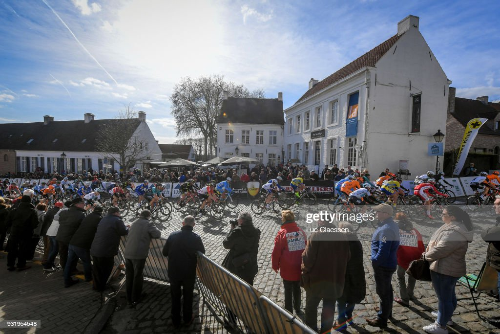 Cycling: 73rd Nokere Koerse - Danilith Classic 2018 : ニュース写真