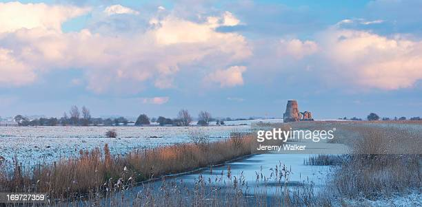 landscape - norfolk england stock pictures, royalty-free photos & images