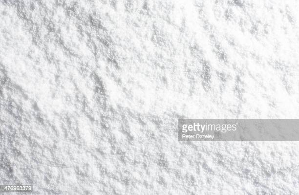 landscape powder snow