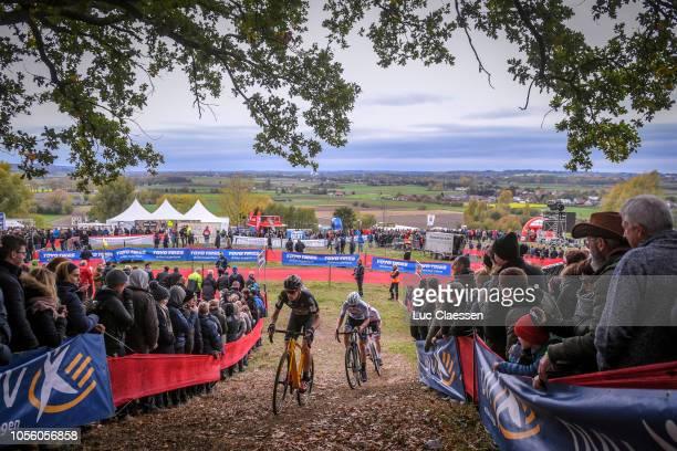 Landscape / Quinten Hermans of Belgium and Team Telenet Fidea Lions / during the 29th Koppenbergcross 2018 / DVV Verzekeringen Trofee / on November 1...