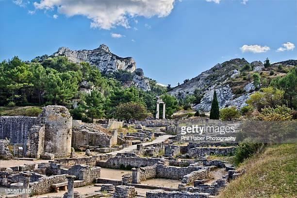 Landscape, Saint Remy-de-Provence