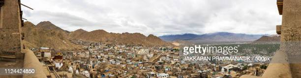 Landscape View From Leh Palace