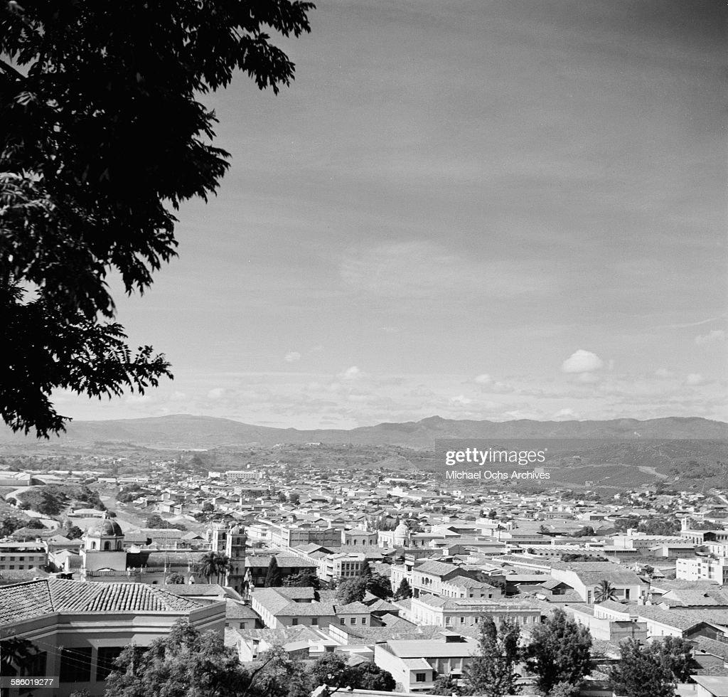 Tegucigalpa, Honduras : News Photo