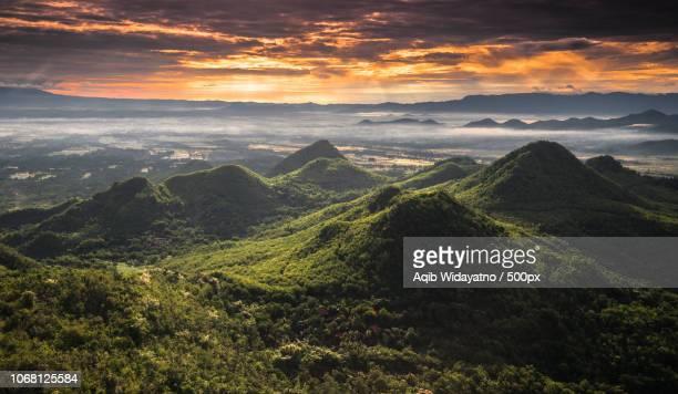 Landscape with Bukit Cumbri National Park