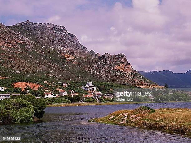 Landschaft bei Kapstadt- o.J.