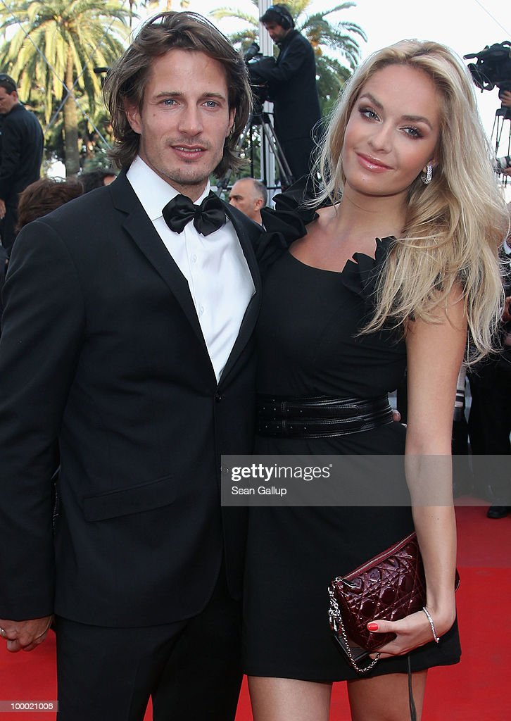 Lane Carlson and guest attend the 'Fair Game' Premiere at the Palais des Festivals during the 63rd Annual Cannes Film Festival on May 20, 2010 in Cannes, France.