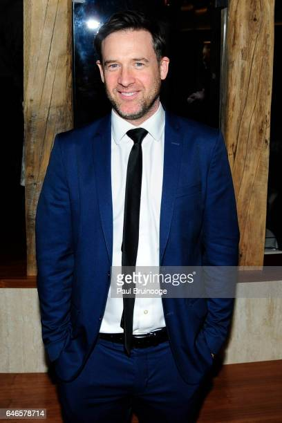 Lane Edwards attends Lionsgate Hosts the After Party for The Shack at Gabriel Kreuther on February 28 2017 in New York City