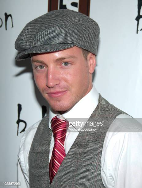 Lane Garrison during Jay Galvin Birthday Celebration April 13 2006 at Boudoir in New York City New York United States